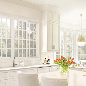 Marvin Window Wall- Kitchen